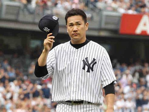 田中将大がアストロズのサイン盗みに言及 「違和感があった試合はあった。サインを複雑にしていた」