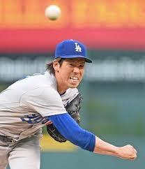 前田健太、13勝目!! 5回3失点 与四球4 奪三振4 103球