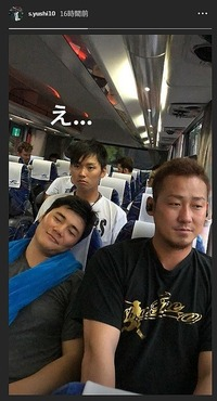 日ハム・清宮幸太郎さん、中田翔の横で・・・