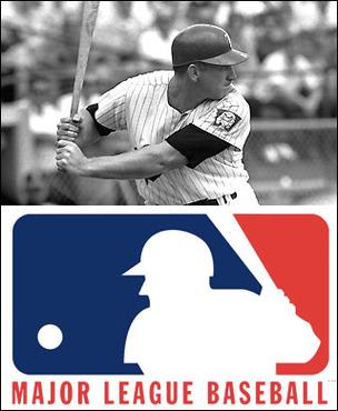ロゴ MLB モデル