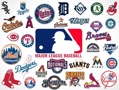 2013-MLB-Logos
