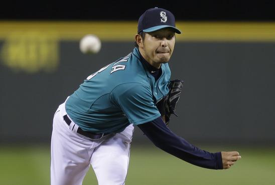 【MLB】今シーズンのFAおすすめ物件BEST4に岩隈がランクイン!!