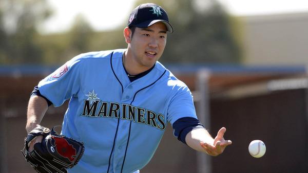 【MLB】今季「17.3億円を手にする」菊池雄星に米メディア辛辣 「過剰に支払われている」 6勝11敗 5.46