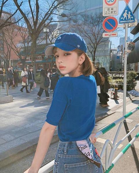 今、韓国人モデル「テリちゃん」が熱い!