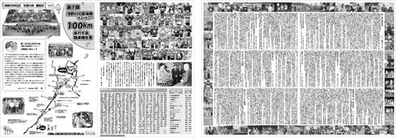 第1回浅野川氾濫復興チャリティー100km歩行大会結果報告書(PDF/1.02MB)