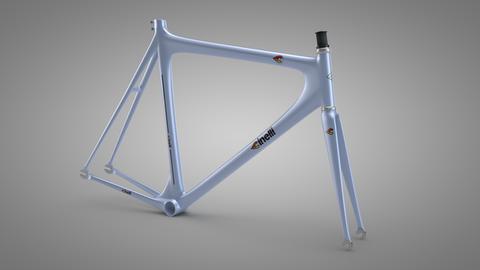 Laser 2012 Concept Frameset