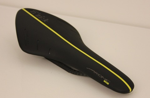 The Arione 00 is the new flagship for Fizik's saddle range