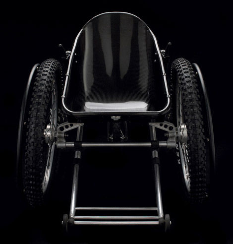 Beauty, Innovation & Redesign Of The Wheelchair