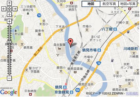 鶴見川漕艇場