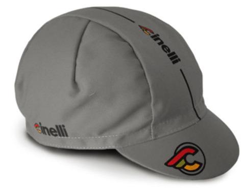 CAP SUPERCORSA  Titaniumu Grey