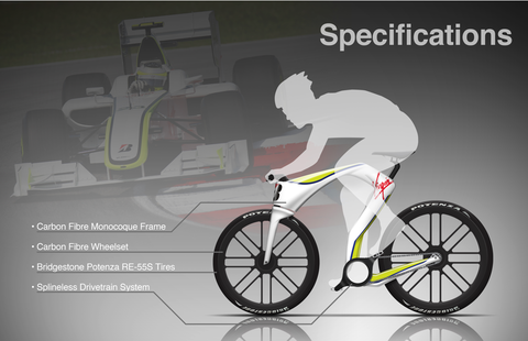 Track Bicycle Concept 02