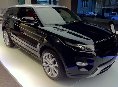 Range Rover Evoque-Dynamic grade01