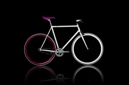 イタリア発時計ブランド「TOO LATE」よりポップな自転車