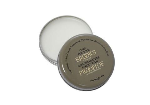 BROOKS PROOFIDE OIL