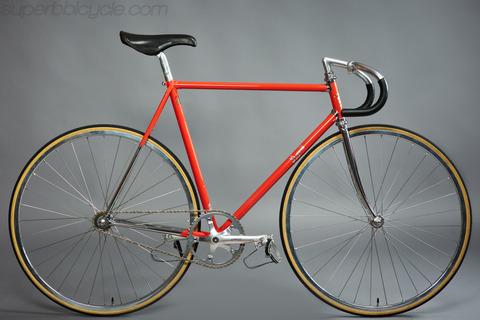 Collar07 Racing Red