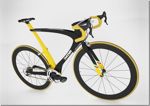 Picchio-carbon bike