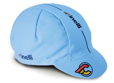CAP SUPERCORSA   Azzurro Lazer