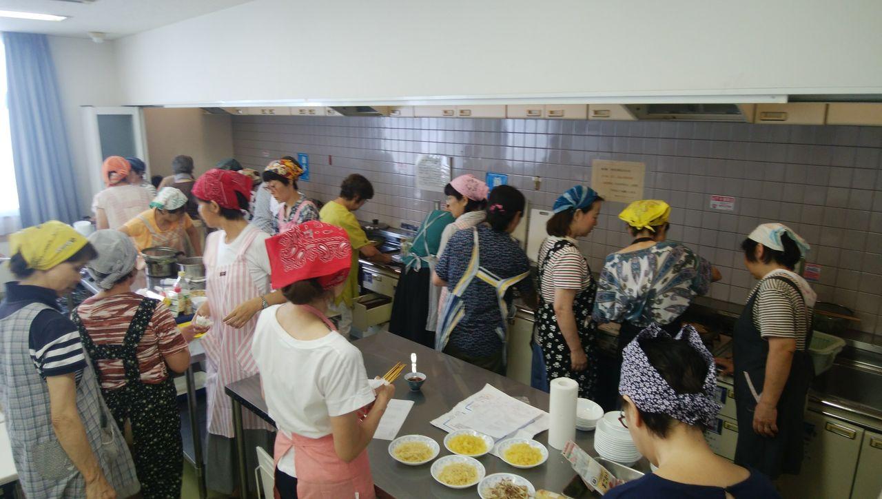 市民活動支援講座「『酢』ってすごい!~楽しく学んで、美味しく食べよう~