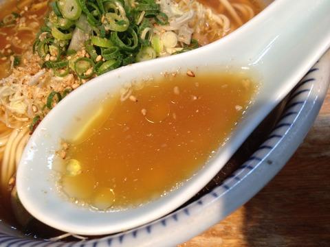 とりそば太田_スープ