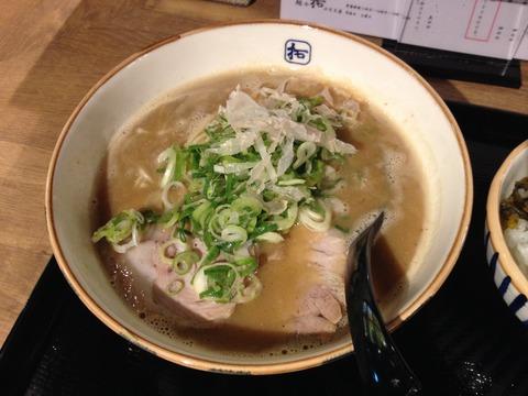 麺や拓_Wスープ
