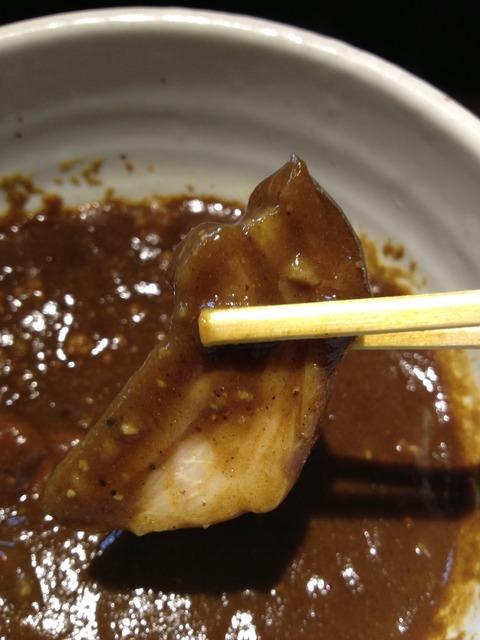 純風殿_つけ麺