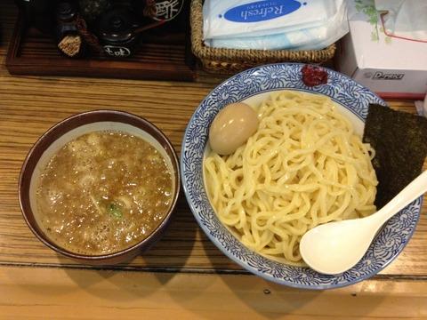 麺屋雀_つけ麺