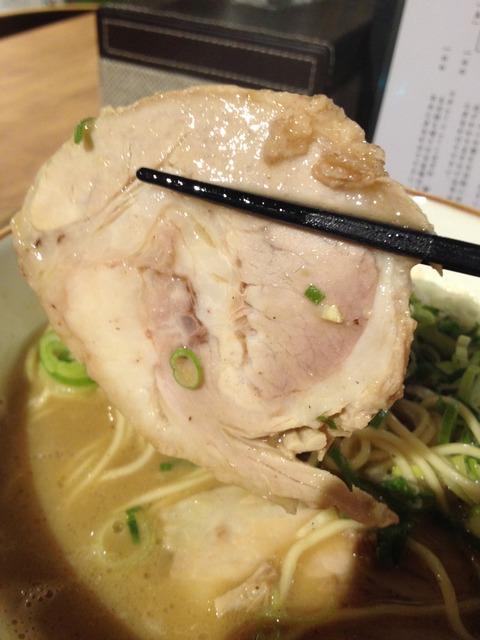 麺や拓_チャーシュー