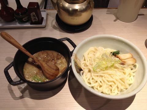 ほそ道_つけ麺