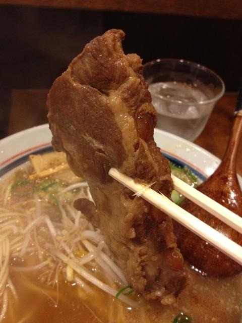 らー麺大勝_コラーゲンたっぷり