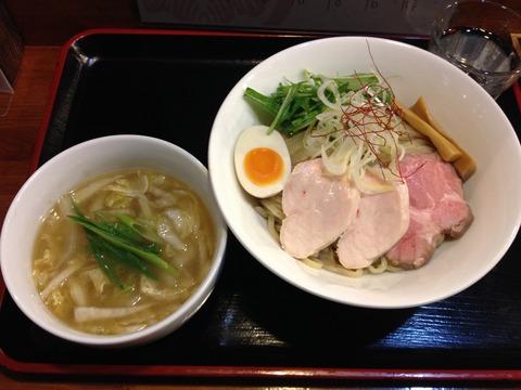 がふうあん_つけ麺