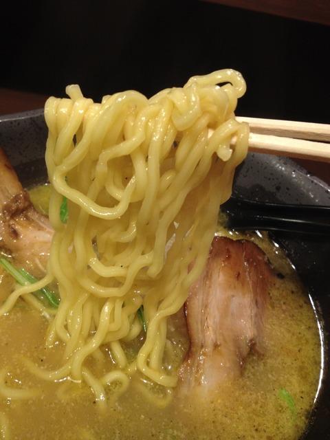 ジャンキー_ちぢれ麺