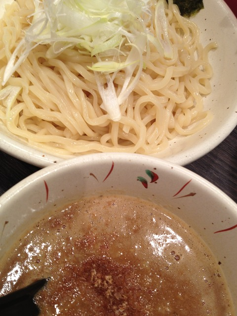 麺屋壱_つけ麺