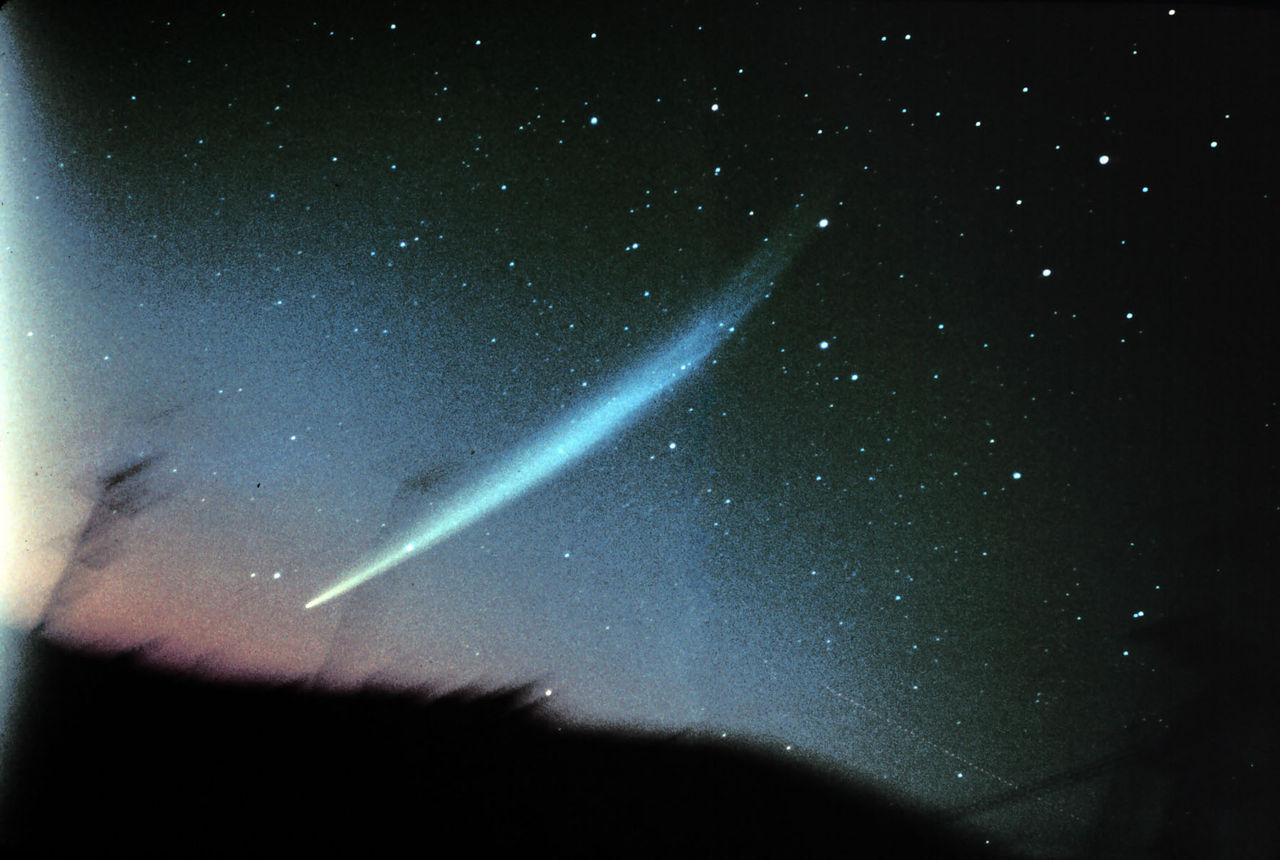 彗星 ハーレー