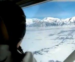 飛行機事故の一部始終を乗客が撮影していた!!