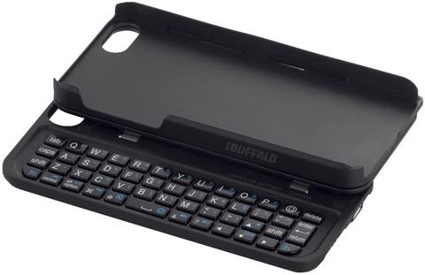 iPhoneスライドキーボード2