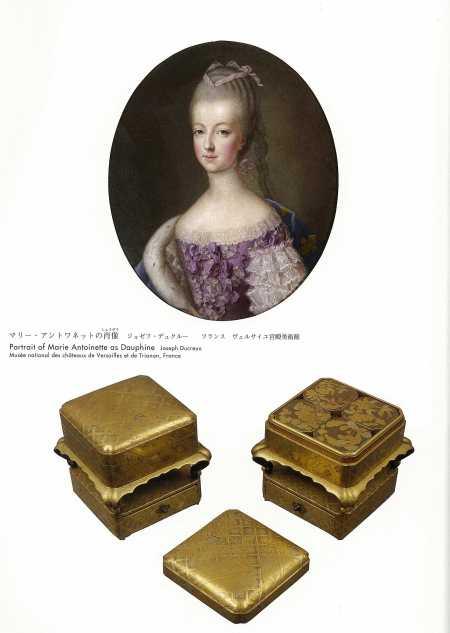 マリーアントワネット漆器140911-1b