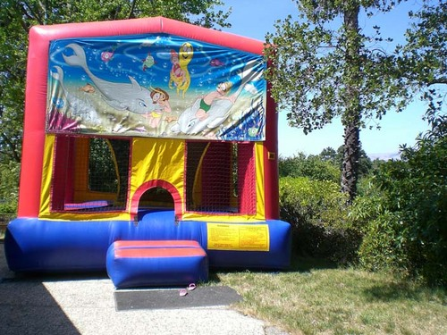 ju's BP jumping house