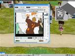 internet Adventure_3Dブラウザ iA でニコニコ動画に行ってみた。
