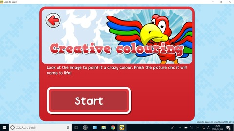 Creative Colouring