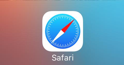 Safariのアプリアイコン