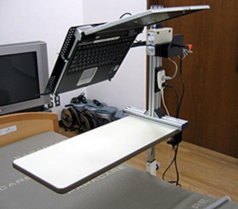 ノートパソコン用アシスタンド・ミニ02
