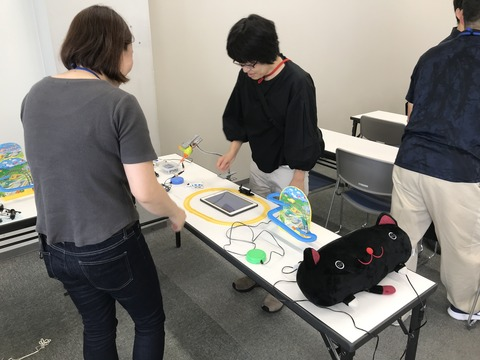 Simple Technology体験ブース01
