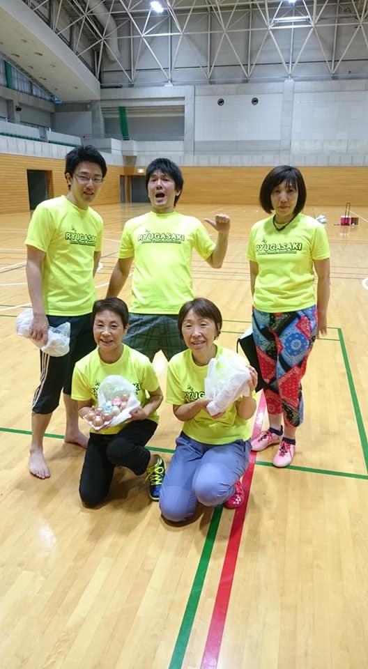 第17回茨城県バウンドテニス親善交流大会