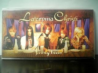 たかすぃの音楽日記 : La'cryma ...