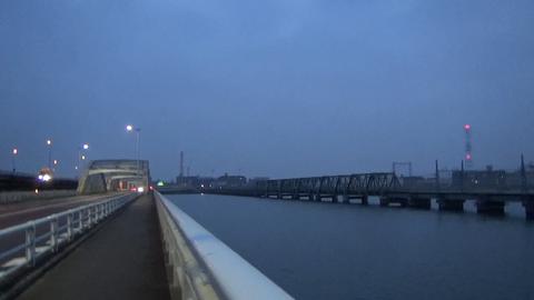 エア柴又43号の橋