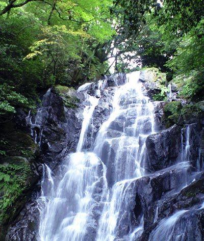 糸島の白糸の滝へ行ってきました!