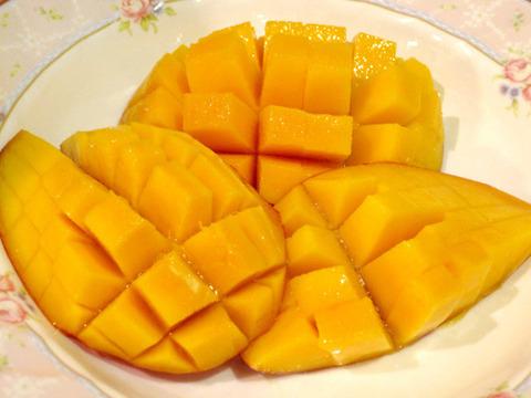 甘くてとろけるマンゴー☆