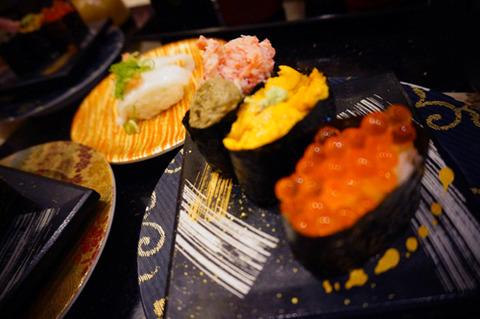 おいしいお寿司屋さん 活魚回転寿司「水天」