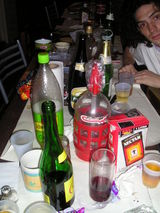 botella y damian