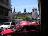 ブエノス夏日渋滞